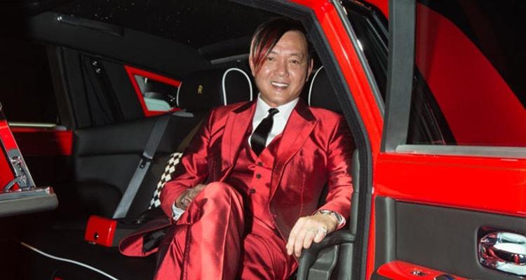 Stephen Hung verlässt die 13 Holdings Limited